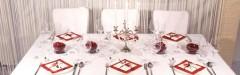 Tischdeko für Hochzeiten - Über 40 Mustertische ansehen
