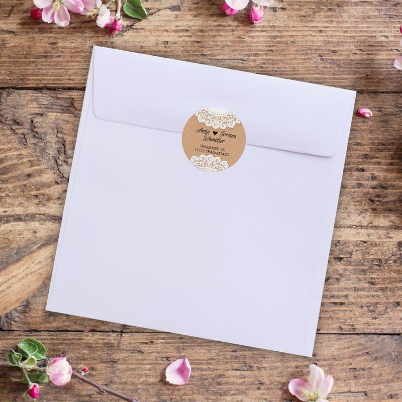 Briefumschlage Zur Hocheit Gestalten Gratis Vorlagen