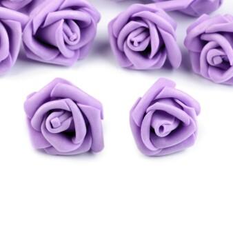f cher f r die hochzeit in lila tolles accessoire. Black Bedroom Furniture Sets. Home Design Ideas