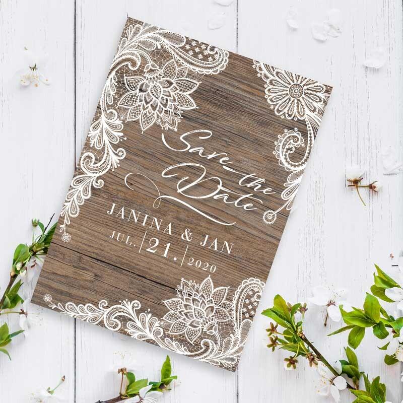 Hochzeitskarten Neuheiten Bei Meine Hochzeitsdeko De Seite 4