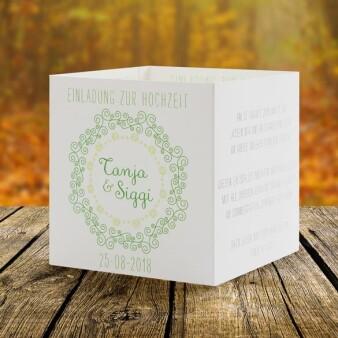 Außergewöhnliche Einladungskarten Für Die Hochzeit