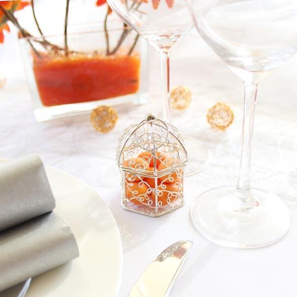 Deko Hochzeit Orange Silber Ratgeber