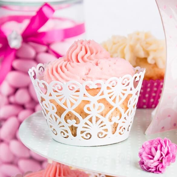 Rezept Fur Hochzeits Cupcakes Ratgeber
