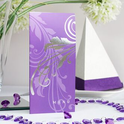 Tischdeko In Lila Und Flieder Zur Hochzeit Hier Kaufen Seite 2