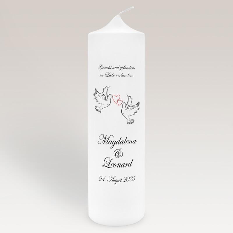 Hochzeitskerzen Traukerzen Personalisierbar Kaufen