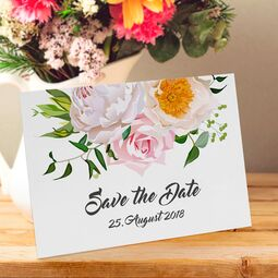 Save the Date Karte Hochzeit Summer Love