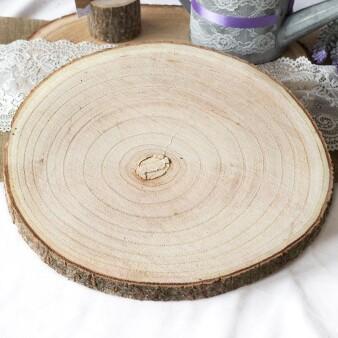 Deko Baumscheibe Aus Holz Hier Bestellen Meine Hochzeitsdeko