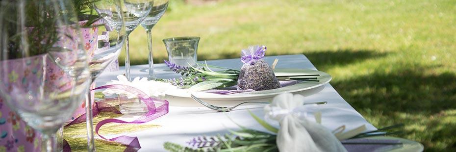 Gastgeschnke die zum Hochzeitsthema passen