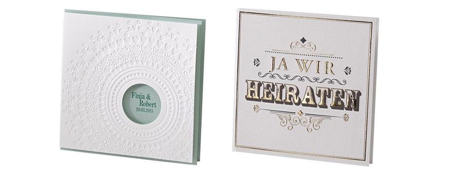 Einladungskarten Hochzeit Fifties