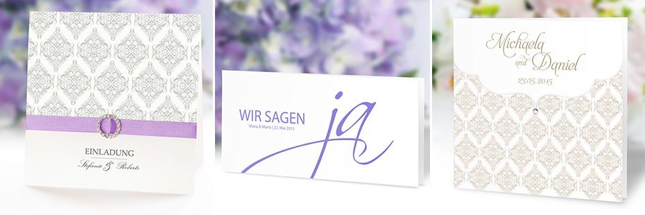 Schön Perfekt Hochzeitseinladungen Die Basics Teil 2 | Ratgeber, Einladungs