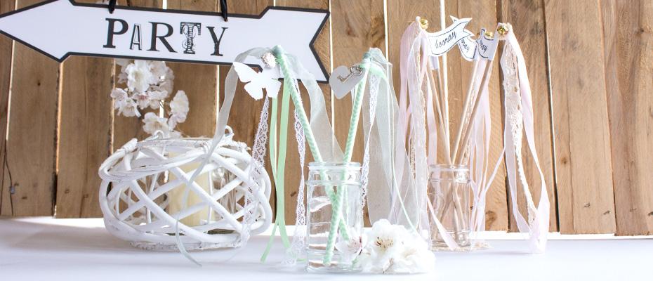 Wedding Wands wür die Hochzeit